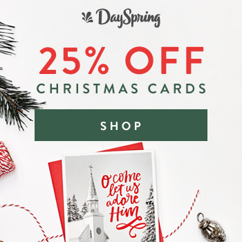 Dayspring Christmas Cards.25 Off Christmas Cards At Dayspring My Joy In Chaos