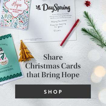DaySpring Christmas Cards