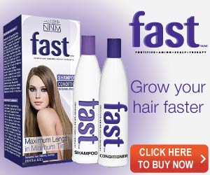 Grow your hair faster and longer.