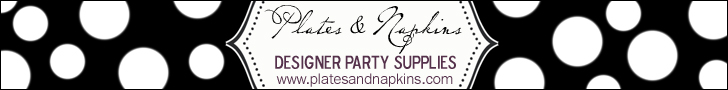 PlatesAndNapkins.com Designer Party Supplies