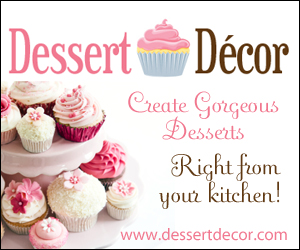 Dessert Decor Cake & Cupcake Decorating Supplies