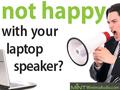 wireless laptop speakers