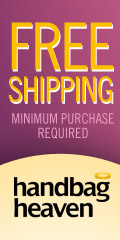 Handbag Heaven on Sale + FREE Shipping w/minimum