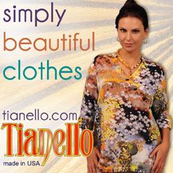 Tianello: Tencel clothing for women