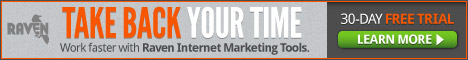 raven affiliate take back time campai 04 How Much of My Marketing Budget Should Go Towards Online Marketing?