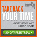 Raven SEO Tools - FREE 30 Day Trial