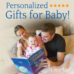 I See Me Pesonalized Gifts for Baby