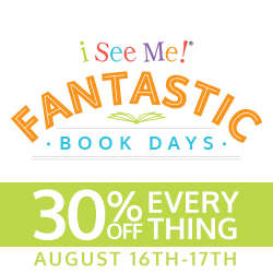 Fantastic Book Days at ISee Me. Save 30% on Evertything