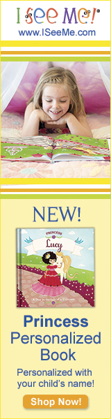 Personalized Princess Books
