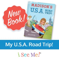 My USA Road Trip! NEW from ISeeMe!