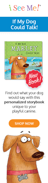 If My Dog Could Talk - Personalized Book from ISeeMe!