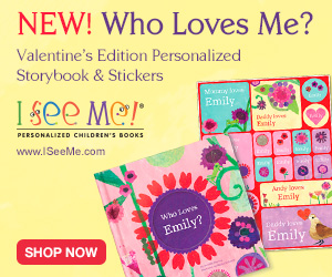 The perfect Valentine Gift for your Little Love!