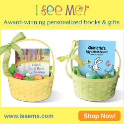 Easter at ISeeMe