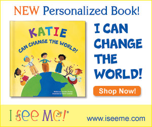 ISEEME personalized Children's Books