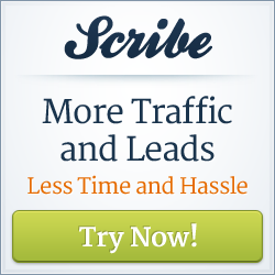 Scribe: More Traffic in Less Time