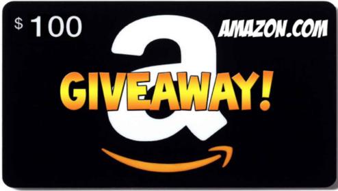 Just Free Stuff $100 Amazon Gift Card Giveaway