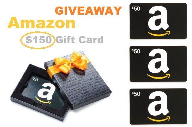 sweepstakes, Just Free Stuff $150 Amazon Gift Card Giveaway