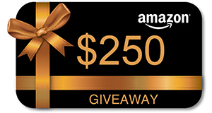 sweepstakes,Just Free Stuff $250 Amazon Gift Card Giveaway