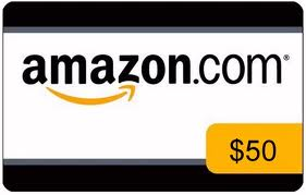 Win $50 Amazon GC!