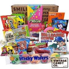 Enter To Win A 1980s Retro Candy Gift Box!
