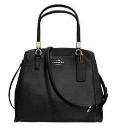 Coach Leather Carryall Bag Giveaway