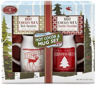 Enter To Win A Hot Cocoa Gift Set!