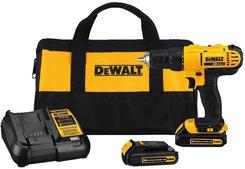 Enter To Win A Dewalt Cordless Drill Kit!