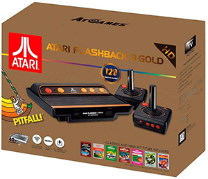 Join to Win an Atari Flashback Gold!
