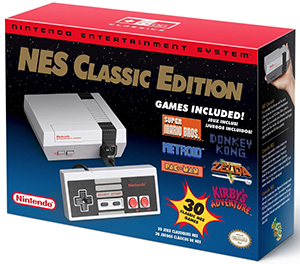 Just Free Stuff Nintendo Entertainment System: NES Classic Edition Giveaway