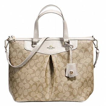 Just Free Stuff Coach Canvas Tote Giveaway