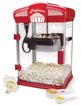 Enter To Win A Theater Style Popcorn Popper!
