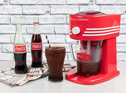 Enter To Win A Coca Cola Slushie Machine!