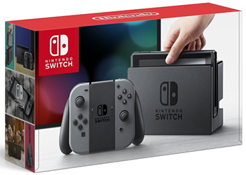 Just Free Stuff Nintendo Switch Gaming System Giveaway