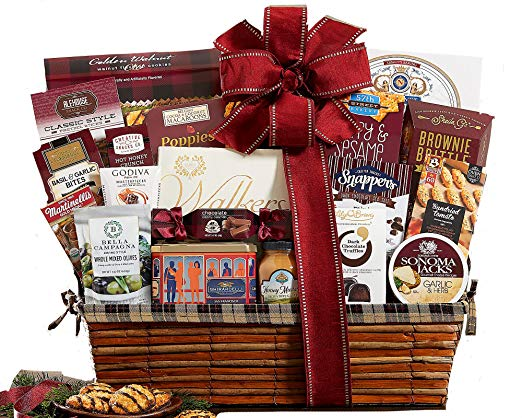 -Just Free Stuff Wine Country Gourmet Feast Gift Basket Giveaway