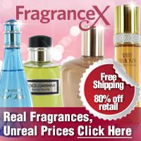 Скидки и купоны FragranceX.com на оригинальную парфюмерию