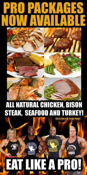 Order All Natural, High Protein Meats Online!