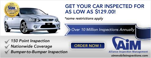 AiM Mobile Inspection - AiM Plus Inspection