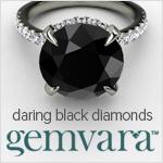Black Diamond Jewelry from Gemvara