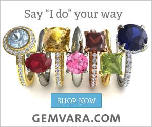 Stackable Rings from Gemvara