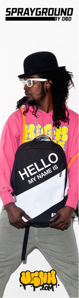 Click Here For More Info On The New Bags From Sprayground!