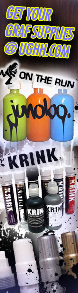 Graffiti Supplies - Available At UGHH.com!