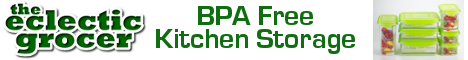 BPA Free Kitchen Storage Containers