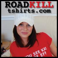 Roadkill tshirts.com