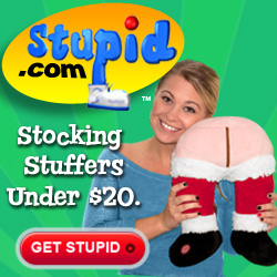 Stupid Stocking Stuffers