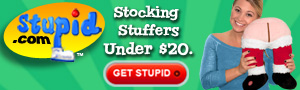 Stupid.com Stocking Stuffers
