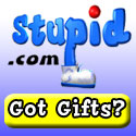 Gag Gifts From Stupid.com