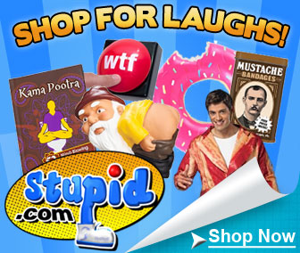 Stupid.com Gag Gifts