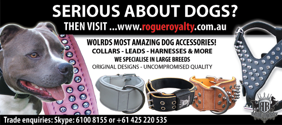 Rogue Royalty Dog Collars, Dog Harnesses and Accessories