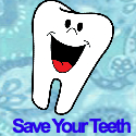 save your teeth use a hydro floss