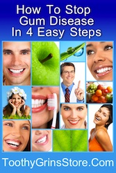 How To Stop Gum Disease In 4 Easy Steps Now free